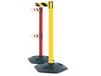886 OUTDOOR HEAVY DUTY SAFETY POST